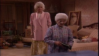 Watch The Golden Girls Season 7 Episode 26 - One Flew Out of the ... Online