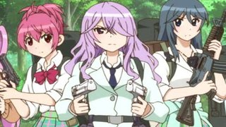 Sabagebu! - Survival Game Club! - Season 1 Episode 7