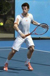 Grand Slam Tennis on ESPN