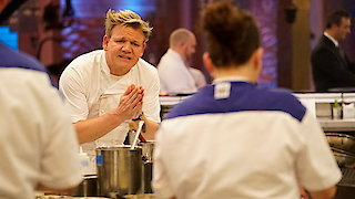 Watch Hell's Kitchen Season 17 Episode 11 - Trying to Pasta Test Online