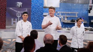 Hell\'s Kitchen Season 18 Episode 16