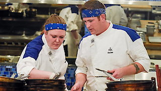 Watch Hell's Kitchen Season 16 Episode 12 - Fusion Confusion Online