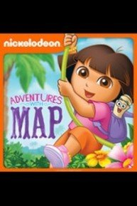 Watch Dora the Explorer, Adventures With Map Online - Full Episodes on