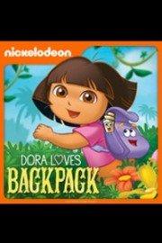 Dora Loves Backpack