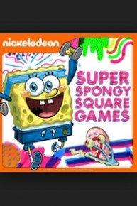 SpongeBob SquarePants, Super Spongy Square Games
