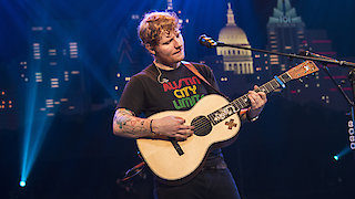 Watch Austin City Limits Season 43 Episode 1 - Ed Sheeran Online