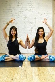 Two Fit Moms Yoga: It's Never Too Late