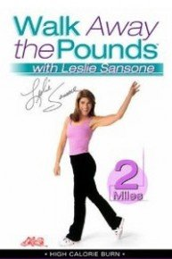 Walk Away the Pounds - High Calorie Burn 2 Mile