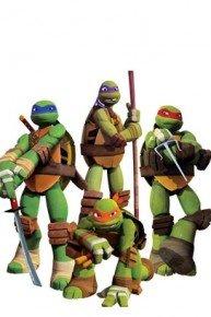 Teenage Mutant Ninja Turtles, Villains Unleashed!