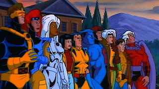 X-Men: The Animated Series Season 5 Episode 6