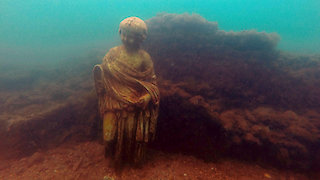 Watch Secrets of the Dead Season 17 Episode 4 - Nero's Sunken City Online