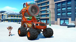 Blaze and the Monster Machines Season 7 Episode 11