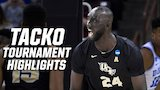 Watch NCAA Men's Basketball Tournament - March Madness - Tacko Fall: 2019 NCAA tournament highlights Online