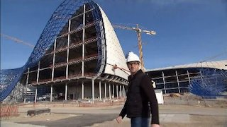 Watch Build It Bigger Season 5 Episode 3 - Azerbaijan's Amazing... Online