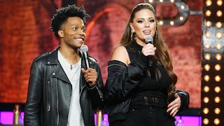 Watch Lip Sync Battle Season 3 Episode 22 - Ashley Graham vs. Je... Online