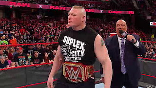 Watch WWE Raw Season 25 Episode 1296 - Mon Mar 26 2018 Online
