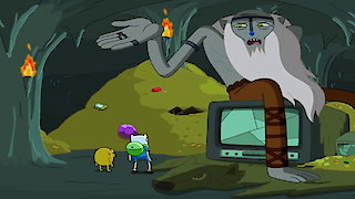 Watch Adventure Time Season 4 Episode 26 - The Lich Online Now
