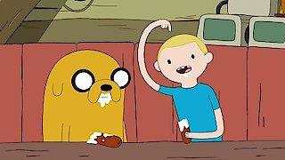 Watch Adventure Time Season 5 Episode 10 - Little Dude Online Now