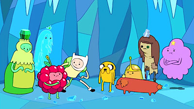 Watch Adventure Time Season 1 Episode 3 Prisoners Of Love Online Now