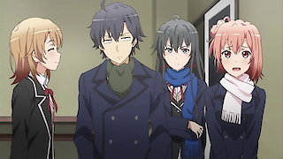 My Teen Romantic Comedy SNAFU Too! Season 1 Episode 12