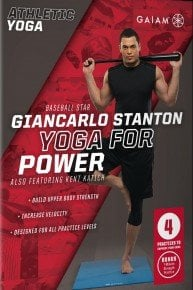 Giancarlo Stanton: Yoga for Power