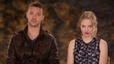 Watch In Character With - Justin Timberlake and Amanda Seyfried of