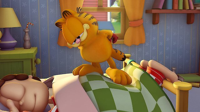 Watch The Garfield Show Online Full Episodes All Seasons Yidio