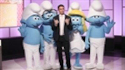Cake Wars - Smurfs: The Lost Village