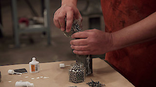 Watch Forged in Fire Season 4 Episode 15 - The Gladiators' Scis...Online