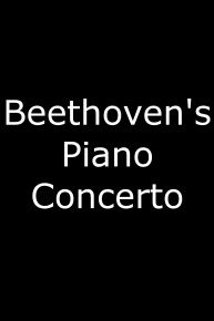 Beethoven's Piano Concerto