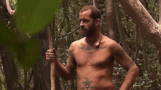 Watch Naked and Afraid XL S01E08 XL: 40 Days Falling Apart