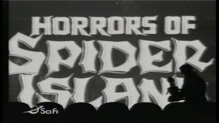 Watch Mystery Science Theater 3000 Season 10 Episode 10 - Horrors of Spider Is... Online