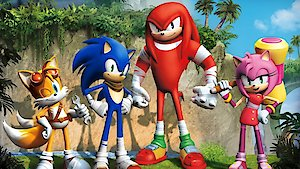 Watch Sonic Boom Season 2 Episode 31 - The Haunted Lair Online