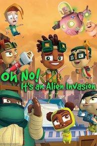 Oh No! It's an Alien Invasion
