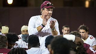 Watch A Season With Season 2 Episode 13 - Florida State Footba... Online