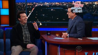 Watch The Late Show with Stephen Colbert Season 3 Episode 82 - Mon May 15 2017 Online