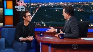 Watch The Late Show with Stephen Colbert Season 3 Episode 87 - Mon May 22 2017 Online