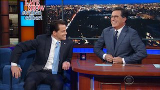 Watch The Late Show with Stephen Colbert Season 3 Episode 135 - Mon Aug 14 2017 Online