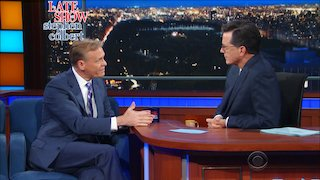Watch The Late Show with Stephen Colbert Season 3 Episode 138 - Thu Aug 17 2017 Online