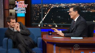 Watch The Late Show with Stephen Colbert Season 2017 Episode 160 - Andrew Garfield Tra... Online