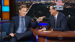 Watch The Late Show with Stephen Colbert Season 2017 Episode 162 - Conan O'Brien Derek... Online