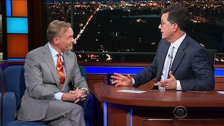 Watch The Late Show with Stephen Colbert Season 2018 Episode 59 - John Dickerson Char... Online