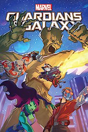 Marvel's Guardians of the Galaxy: Origins!