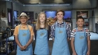 Watch Chopped Junior Season 6 Episode 13 - Fast Food Face-Off Online
