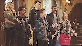 Watch Fuller House Season 2 Episode 10 - New Kids in the Hous... Online