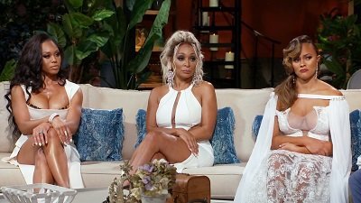 The Real Housewives of Potomac - Reunion, Pt. 2