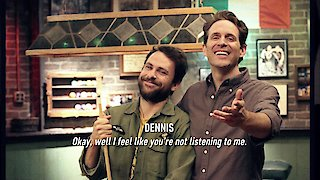 Watch It's Always Sunny in Philadelphia Season 12 Episode 5 - Making Dennis Reynol...Online
