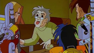 Extreme Ghostbusters Season 1 Episode 39