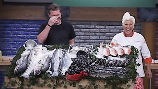 Watch Worst Cooks in America Season 12 Episode 2 - Fish are Food Not F....Online