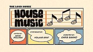 Watch The Loud House Season 1 Episode 14 - House Music